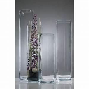 Glasvase 60 Cm Hoch : glasvase xxl zylindrisch 25 cm cold cut von sandra rich 47 ~ Bigdaddyawards.com Haus und Dekorationen
