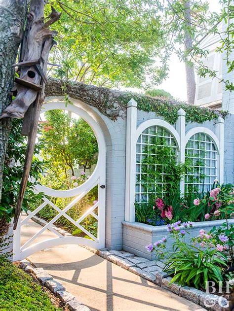 Arch Trellis Ideas  Better Homes & Gardens