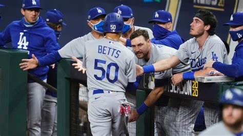 Los Angeles Dodgers sweep San Diego Padres to advance to ...
