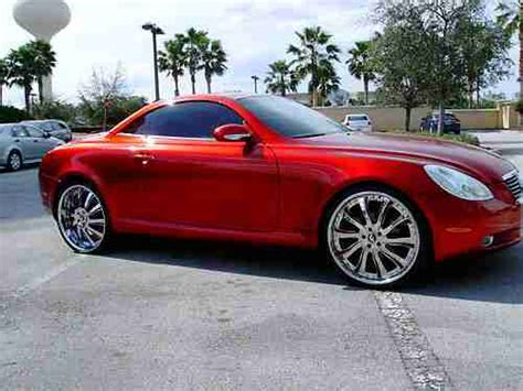 Buy Used Fully Custom Lexus Sc430 Forgiatos Clean Carfax