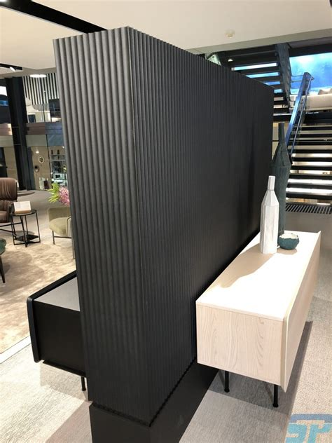 fluted mdf space furniture scandinavian profiles machining fabricating building materials