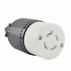 Superior Electric Yga029f Twist Lock Electrical Receptacle