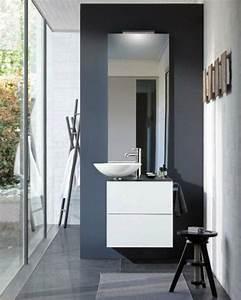 badezimmer ideen fur die badgestaltung schoner wohnen With markise balkon mit welche tapete für die küche
