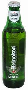 Heineken Light Beer Bottle - ProSportStickers.com