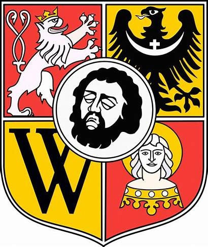 Herb Svg Wikimedia Wroclaw Commons