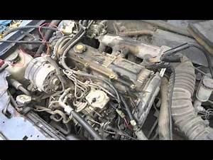 Mazda Rf Diesel First Run