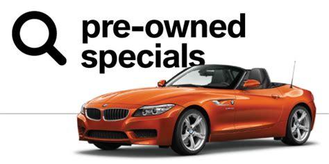vista bmw pre owned vista bmw special offers bmw deals