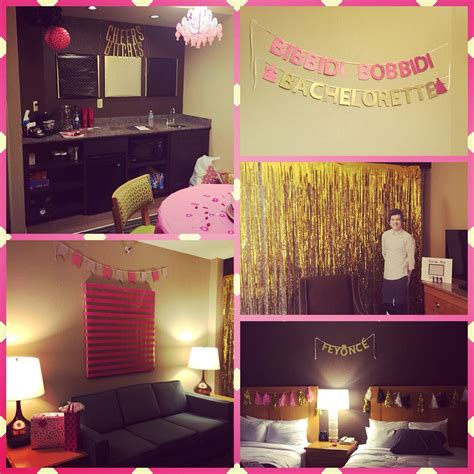 Decorating Ideas For Wedding Hotel Room by Hotel Room Decorated For A Bachelorette
