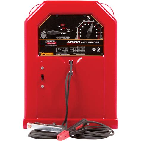 lincoln electric  acdc arc welder transformer