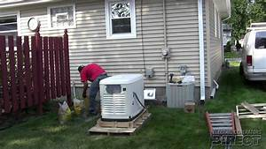Preparing The Foundation For A Home Standby Generator