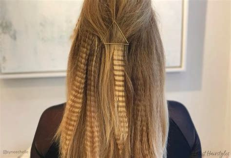 modern ways  style crimped hair