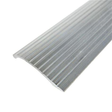 columbia aluminum 1x72 carpet trim silver h6112 h 6 the
