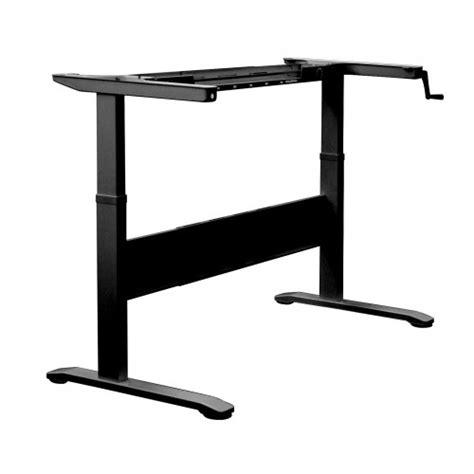 height adjustable desk frame only ergo desk image of tray standing laptop desk large size
