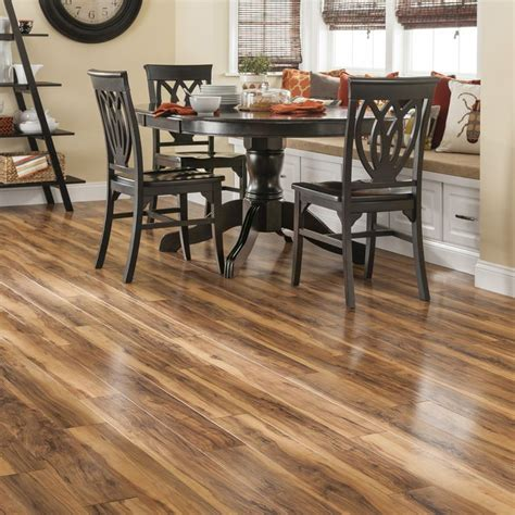 apple wood flooring shop pergo max 5 35 in w x 3 96 ft l montgomery apple smooth laminate wood planks at lowes com