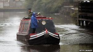 BBC - Bad canal etiquette contributing to water shortage