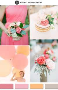 wedding colors top 10 wedding color ideas for 2015 trends