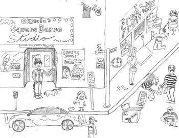Crime Scene Memory Activity By Social Studies Superhero Tpt
