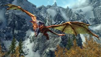 Elder Scrolls Dragon