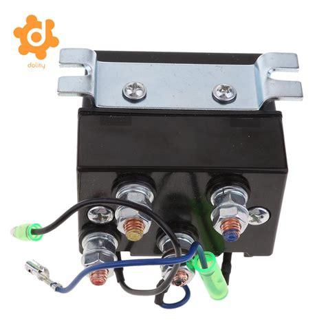 200 s dc winch motor reversing solenoid relay switch 12 volt contactor in motorbike ingition