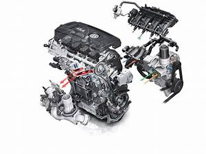Volkswagen U0026 39 S Latest Turbocharged Tsi Engine Debuts In The