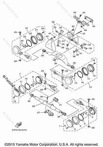 Yamaha Motorcycle 2014 Oem Parts Diagram For Flasher Light