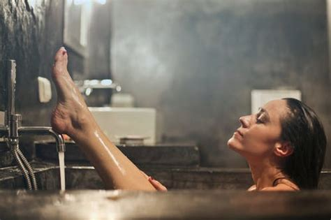 hot shower benefit benefits of a hot shower