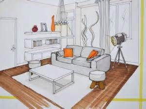 Dessin Chambre En Perspective by Coach Decoration Interieur Rennes 3318 Formerly Info