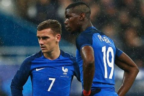 """Paul pogba pulled the trigger on the goal of his life today as a fabulous world cup got the final it deserved. Manchester United is """"the perfect club"""" for Paul Pogba ..."""