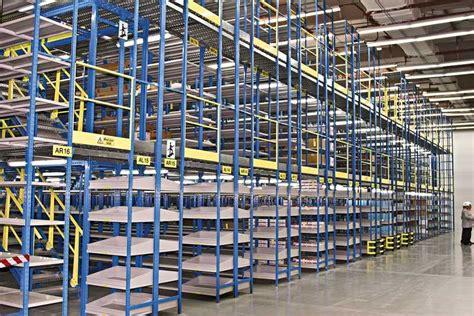 scaffali industriali progettare il magazzino con scaffalature industriali