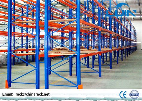 Selective Pallet Heavy Duty Racks For Warehouse , Best