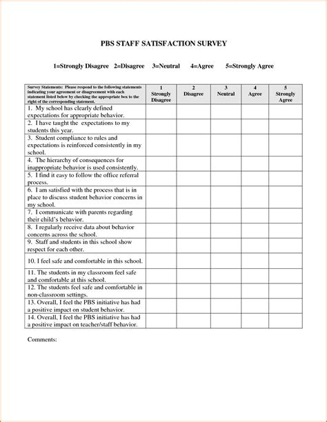 likert scale template 7 likert scale template authorizationletters org