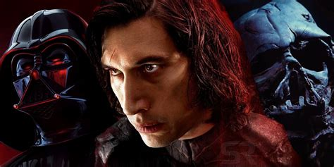wars 9 theory vader corrupted kylo ren not snoke