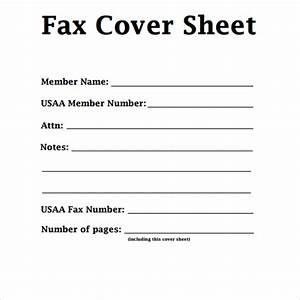 fax cover sheet printable blank fax cover sheet template With generic fax cover sheet printable