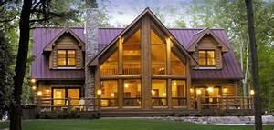 28+ Log House Designs, Decorating Ideas Design Trends