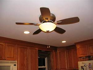 Kitchen extraordinary ceiling fans with bright