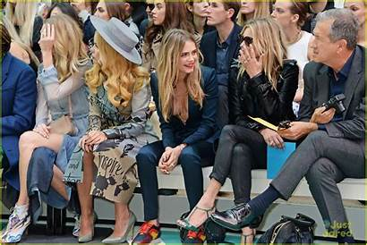 Cara Delevingne Burberry Jamie Campbell Bower London