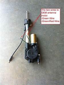 2nd Gen Aftermarket Power Antenna Install