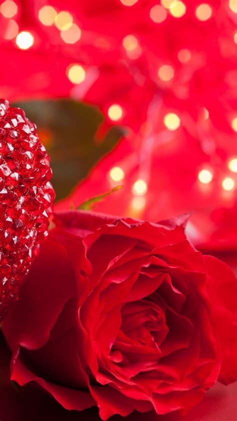 Wallpaper Rose, 5k, 4k Wallpaper, Heart, Valentine's Day