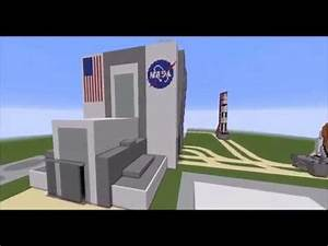 Minecraft Projects #3 - NASA's Vehicle Assembly Building ...