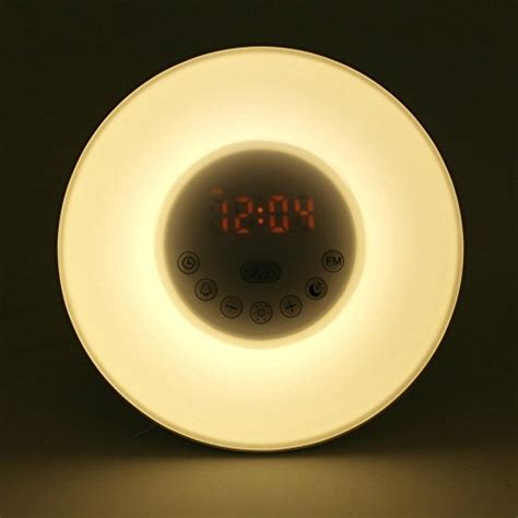 alarm clock light vansky up light alarm clock deals coupons