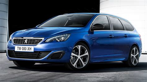 Peugeot 308 Wallpapers by 2014 Peugeot 308 Gt Sw Wallpapers And Hd Images Car Pixel