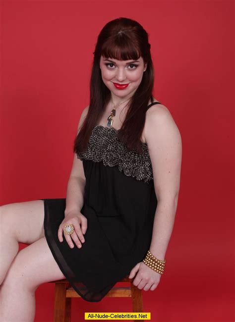 Jennifer Stone non nude posing photoshoot