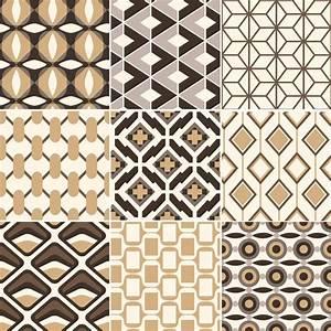 Papier Peint Motif Geometrique : papier peint r tro motif g om trique or transparent ~ Dailycaller-alerts.com Idées de Décoration