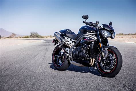 2018 Triumph Speed Triple S And Rs Launched!