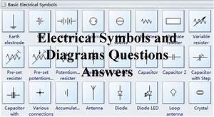 Electrical Symbols And Diagrams Questions Answers
