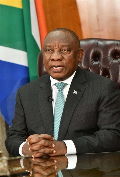 The measures he'll announce include restricting alcohol retail sales. Full Speech - President Ramaphosa's nation address 21/04 ...