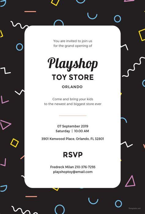 12+ Amazing PSD Event Invitation Templates Designs Free