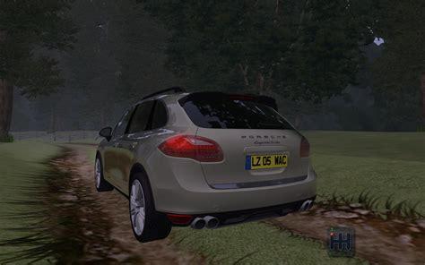 city car driving mods porsche cayenne turbo  remake