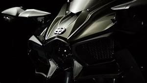 2016 Kawasaki Ninja H2 Gets Spark Black Colour Option