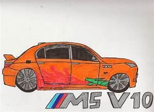 Comment Insonoriser Une Voiture : comment dessiner une voiture de tuning bmw m5 allodessin ~ Medecine-chirurgie-esthetiques.com Avis de Voitures